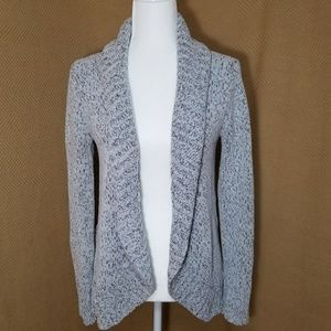 Super soft grey cardigan